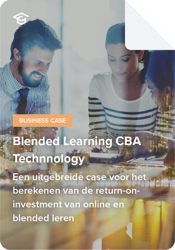 Businesscase-Blended Learning