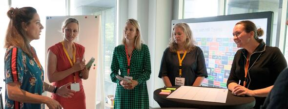 5 uitdagingen van topbedrijven op het gebied van leren binnen de organisatie