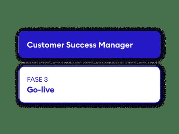 Op naar Customer Success