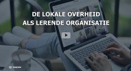 Webinar 'De lokale overheid als lerende organisatie'