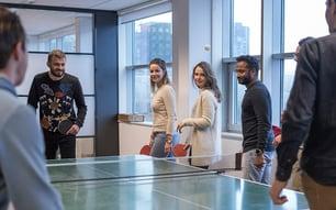 Studytube Playing Ping-Pong