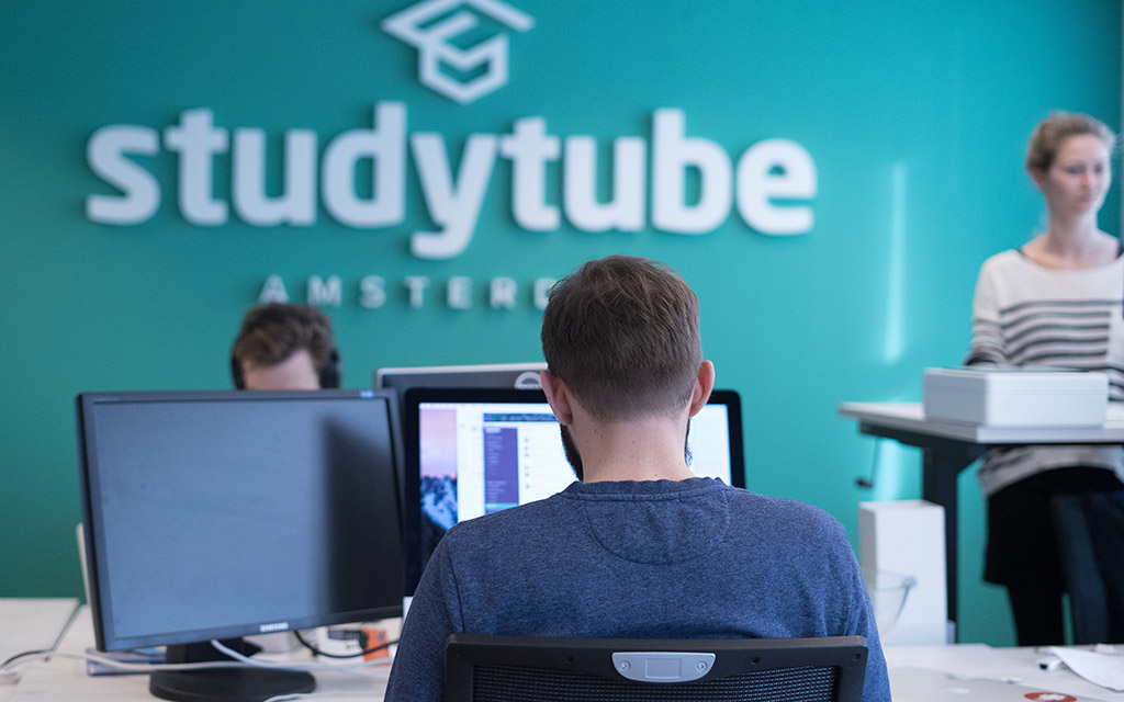 Studytube at work