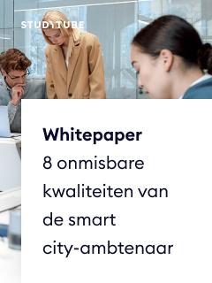 Whitepaper 8 onmisbare kwaliteiten van de smart city ambtenaar