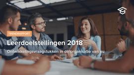 Leerdoelstellingen 2018