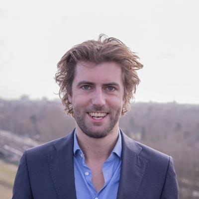 Gerhard Riphagen Headshot