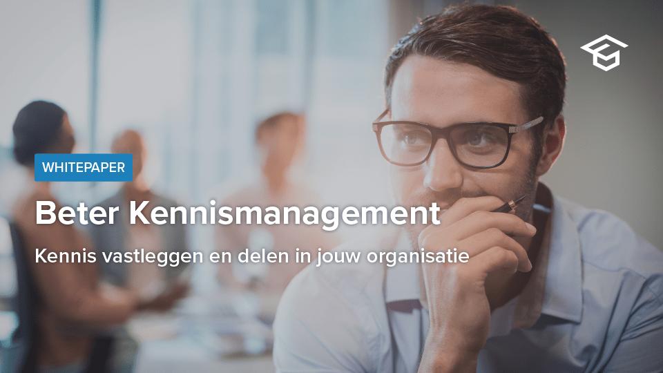 Beter Kennismanagement