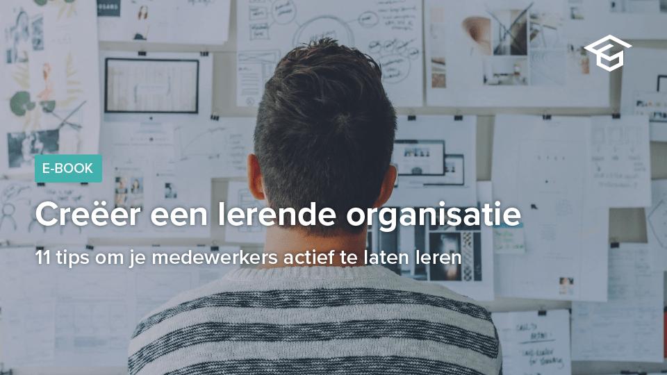 Creëer een lerende organisatie