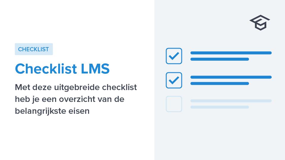 Checklist LMS